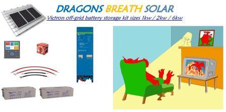Multi-Grid storage solar battery storage