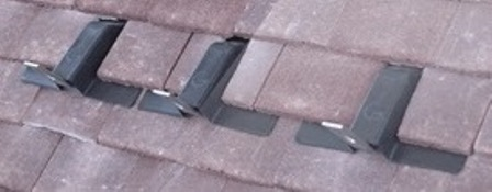 solar pan tile fastener kits